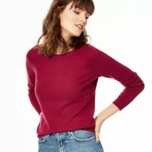 100% Charter Club Cashmere Sweater, NWT, Orig $139